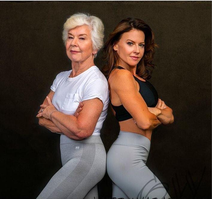 74 años fitness
