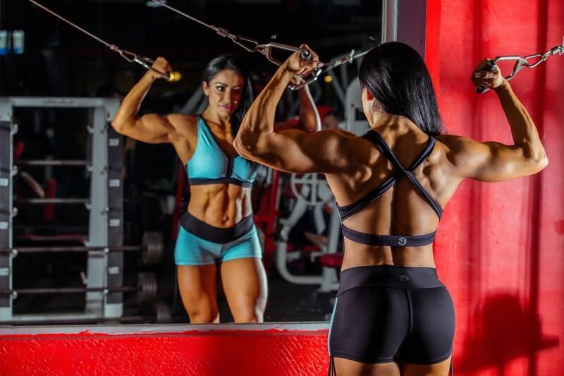 como aumentar masa muscular sin ejercicio