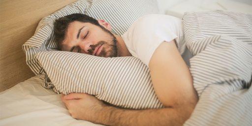 descanso y desarrollo muscular