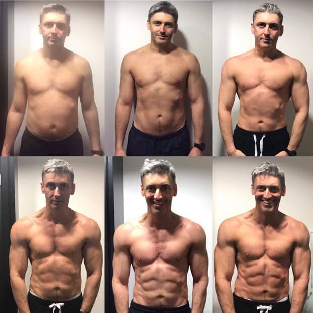 reto Fitness de 12 semanas