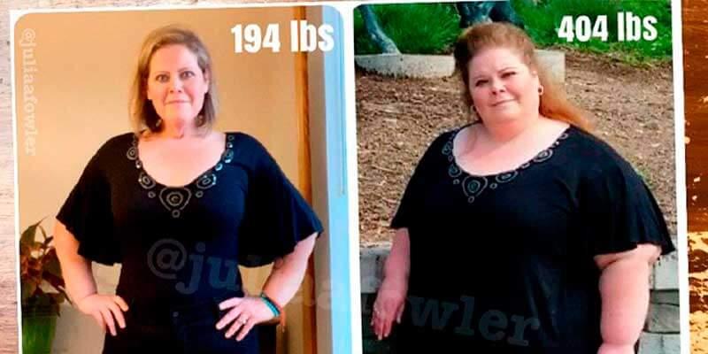 Julia-Fowler-perder-peso