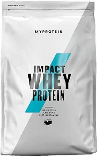 proteínas en polvo proteina impact whey