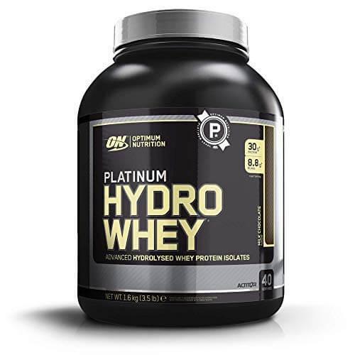 proteínas en polvo proteina platinum hydro whey