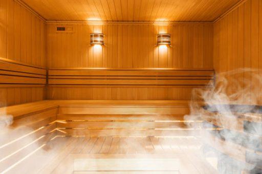 para que sirve el sauna