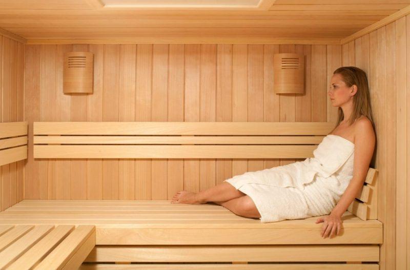 el sauna
