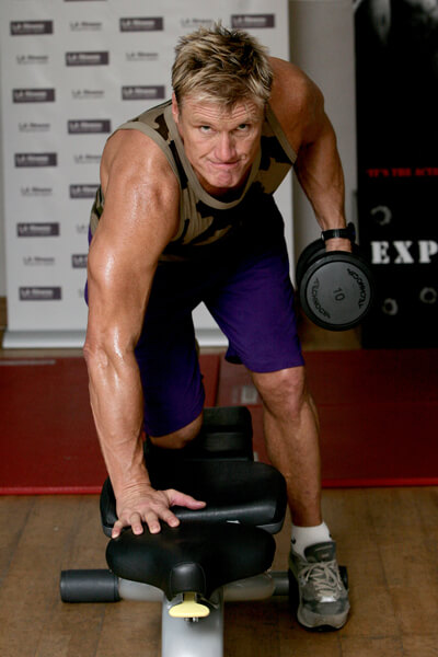 Dolph Lundgren estatura