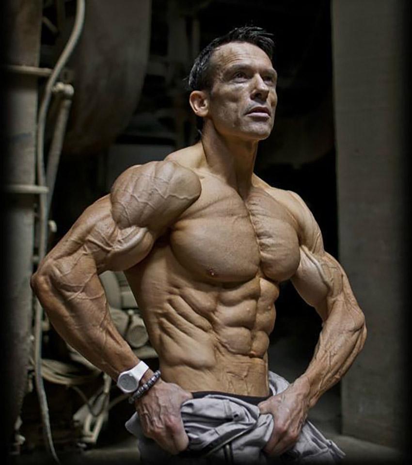Helmut Strebl dieta