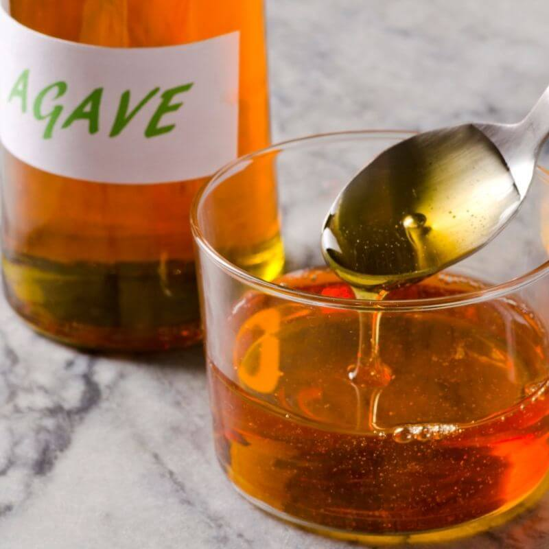 miel de agave composición química