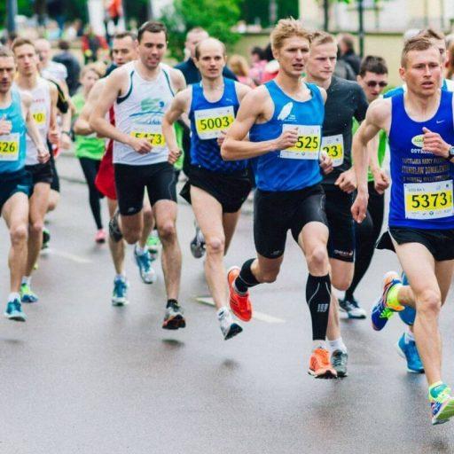 Como entrenar maratón