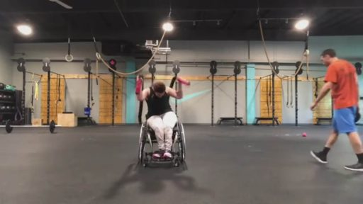 Steph Hammerman ejercicios