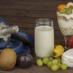 alimentos masa muscular