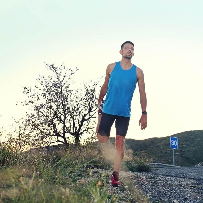 entrenamiento para correr un maraton