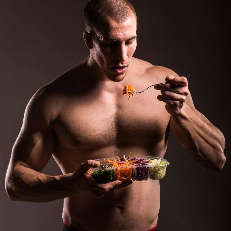 dieta culturismo