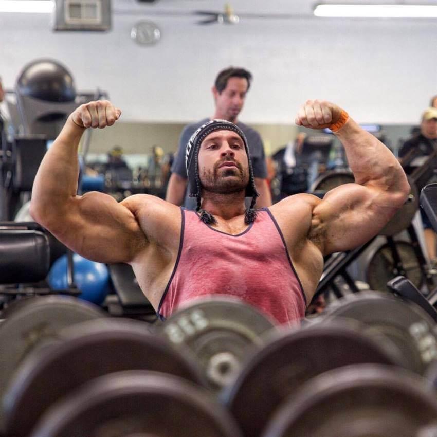 bradley martyn biceps
